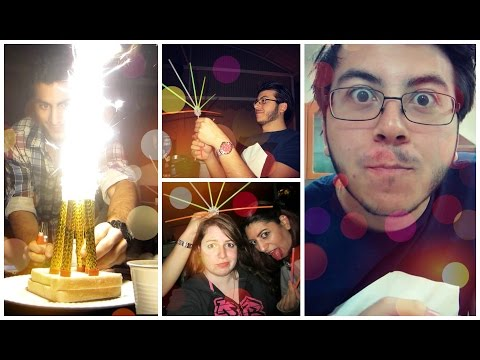 NEW YEAR'S EVE IN BAHRAIN !!! (Daily Vlog 193)