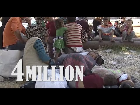 4 Million Syrian Refugees