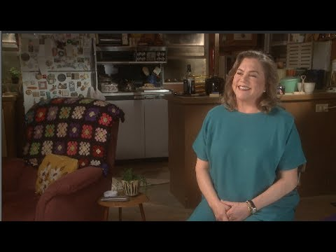 Kathleen Turner talks 'Friends' and loving London