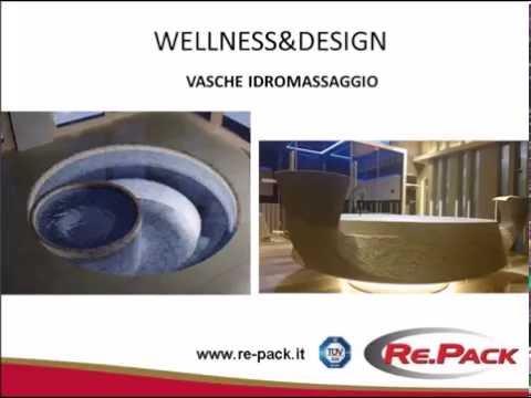 Re.Pack srl - isolanti termici ed acustici - realizzazione centri benessere