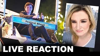 Love Simon Trailer 2 REACTION
