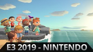 E3 2019: Nintendo Direct - Reaktionen zu Animal Crossing: New Horizons, Breath of the Wild 2, NMH3!