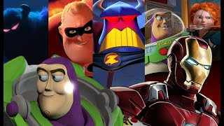 Disney-Pixar The Avengers Age of Zurg (Mash-Up Trailer)
