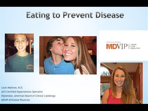 Eating to Prevent Disease