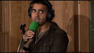 Jay Sean in the 1Xtra Live Lounge - 2012
