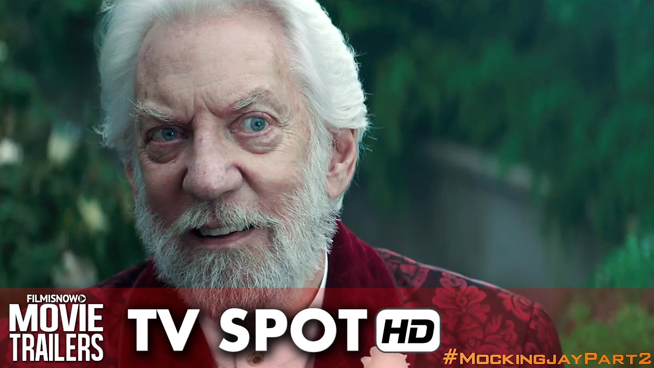 "The Hunger Games: Mockingjay Part 2 TV Spot ""Countdown"" (2015) HD"