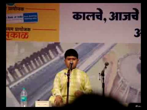 Prathamesh Laghate - He surranno chandra.... Video