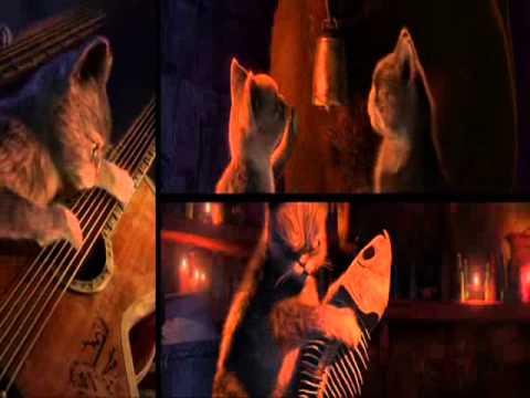 "Lady Gaga - Americano (ver.2) (из м/ф ""Кот в сапогах"")"