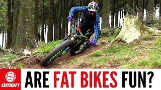 Fat Bikes – Are Fat Bikes Fun To Ride?