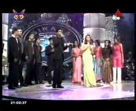 Group Song-shantha Me Ra-sirasa Superstar Season2 21-10-07 video