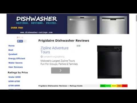 Bosch SHX68T55UC Dishwasher Review