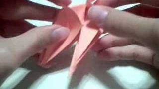 Origami 5-pointed Star