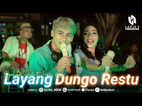 Download Lagu Syahiba Saufa ft. James AP - Layang Dungo Restu (LDR) Akustik Koplo .mp3