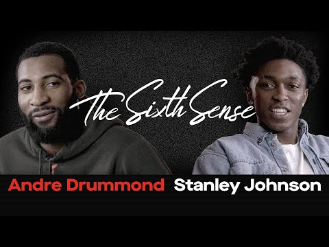 Andre Drummond and Stanley Johnson Have a Connection | THE SIXTH SENSE