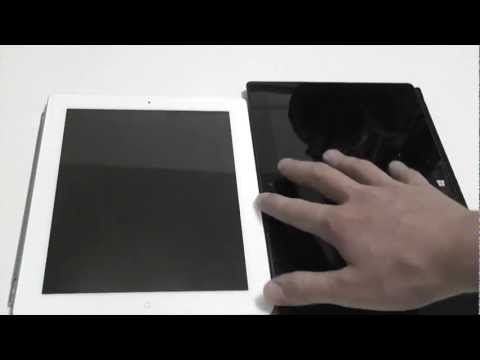 Microsoft Surface vs. Apple iPad [Hardware]