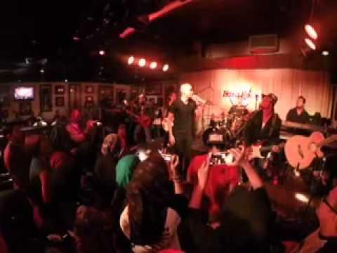Tomok & Newboyz - Cuba-Cuba Live HardRock Cafe, KL 2014