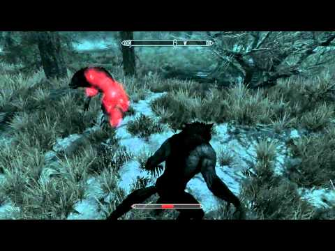 ★ Skyrim Gameplay Mods - Werewolves in the Wild - Werewolf Mod - Steam Workshop - PC HD