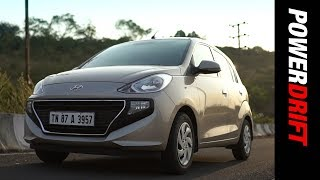 The All New Hyundai Santro : Review : PowerDrift