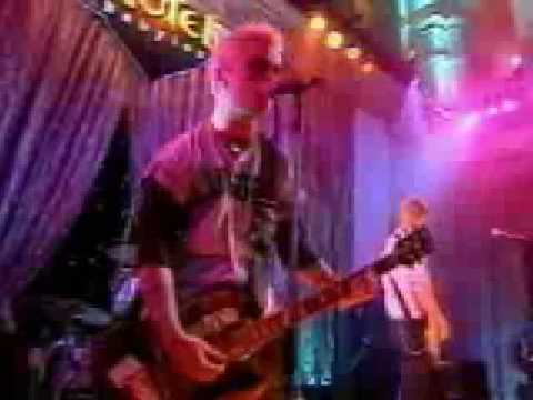 Green Day - Brain Stew &amp; Jaded [Live @ Hotel Babylon, UK TV 1996]