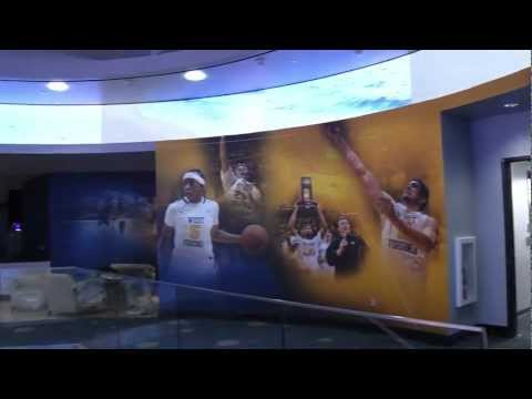WVU Basketball Practice Facility Tour