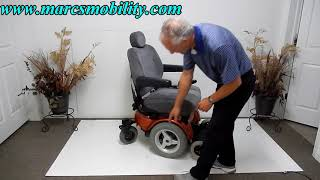 Pride Mobility Quantum 1420 Used Power Chair