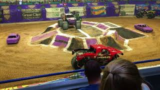 Monster Jam Florence SC 5-05-18 Afternoon Event FULL SHOW