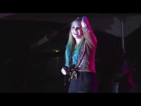 Demi Lovato HD - How to Love - Springfield, Illinois - August 11, 2012