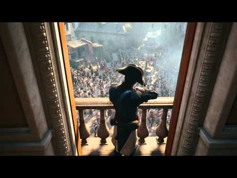 Assassins Creed Unity Bastille Day gameplay Trailer