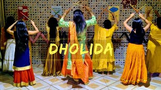 Dholida | Dandiya & Garba Workshop 2019 | Dance Alley