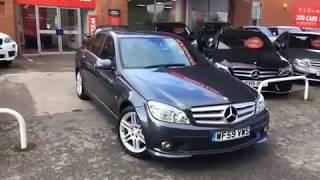 Closer Look - Mercedes-Benz C Class Blueefficiency