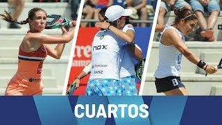 Cuartos Femeninos Segundo Turno Valladolid Open 2018 | World Padel Tour