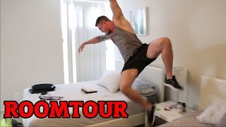 ROOMTOUR - So lebe ICH in den USA - Hollywood ׀ Michael SMOLIK