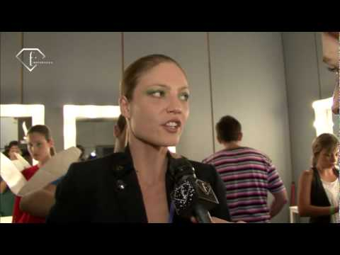 FashionTV - FTV.com - SAO PAULO Fashion Week Fall-Winter 10-11 - ROSA CHA BACKSTAGE