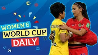 Alex Morgan fires USA to a record-breaking victory | Womens World Cup Daily