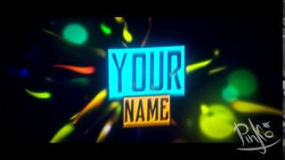 |Intro Template By|Mr.Pinko|Sony Vegas Pro 14|#114|Sapphire, MBL, BCC|NEW STYLE|