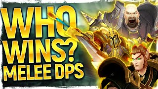What Classes WON & LOST? Shadowlands Alpha Melee DPS Roundup - What's Good & What NEEDS Love