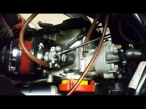 Piaggio Zip Sp trofeo di Gibo, motore Malossi C-One e altri lavori