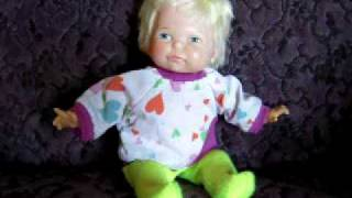 1967 IDEAL NEWBORN THUMBELINA DOLL