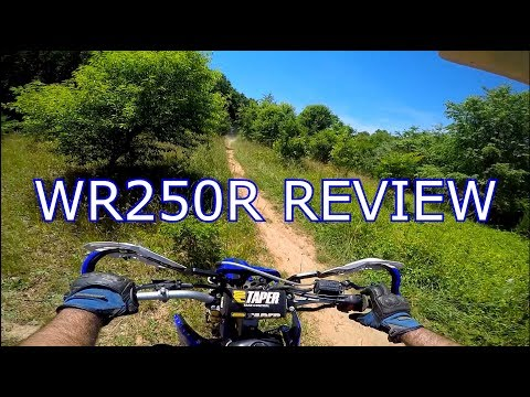 WR250R First Ride Review From a DRZ400SM Owner.