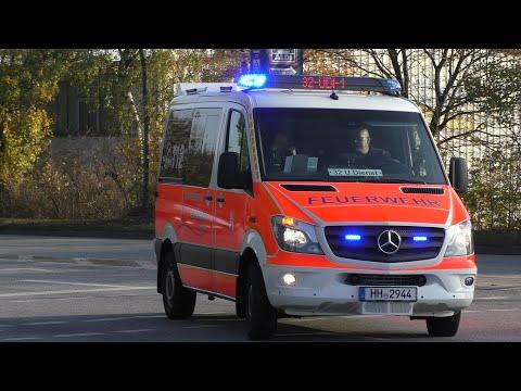 [Neufahrzeug] Umweltdienst (U-Dienst 30/3) Technik und Umweltschutzwache Feuerwehr Hamburg