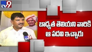 CM vs CS - CS crossing limits : TDP leader Dhulipala Narendra Kumar