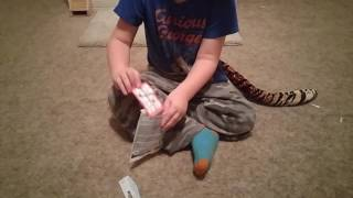 Opening a Secrete Life of Pets surprise!