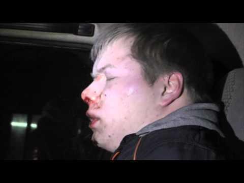 1) Погоня пьяный водитель пос. Бобино. 10.12.2013. Место происшествия