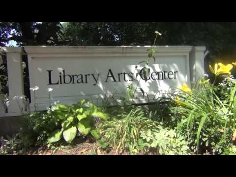 Library Arts Center & TPN Holding 1000 Paper Cranes Event - YCN News 7.21.16