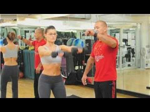 Boxing Techniques : Weight Exercises for Boxing Image 1