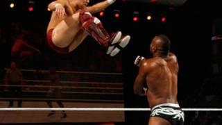 Raw: Daniel Bryan vs. Michael Tarver