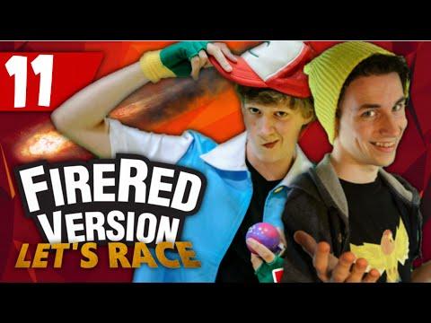 Goede Mannen, Slechte Mannen - Let's Race: Pokémon Fire Red! (ft. Linktijger) #11