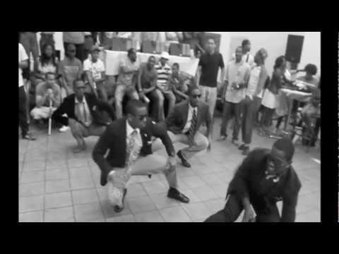 BX Shimmy Like A NUPE Promo Video- Hampton University