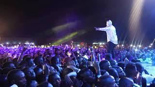 Rayvanny alivyoamsha popo Wasafi Festival Mtwara