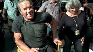Sur le tournage de TERMINATOR GENISYS [Making-Of - Featurette]